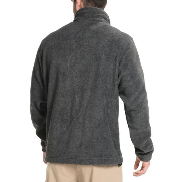Imbracaminte Barbati Columbia Steens Mountain Fleece Jacket CHARCOAL HEATHER (01)