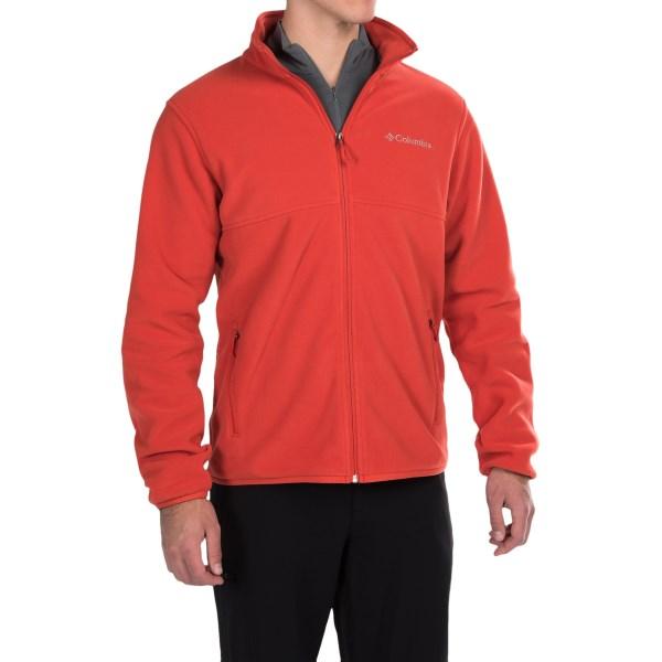 Imbracaminte Barbati Columbia Fuller Ridge Polartec Fleece Jacket SUPER SONIC (02)