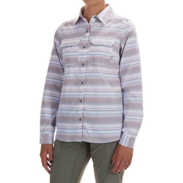Imbracaminte Femei Columbia Pilsner Peak Stripe Shirt - Omni-Wick UPF 50 Long Sleeve ENCHANTED STRIPE (03)