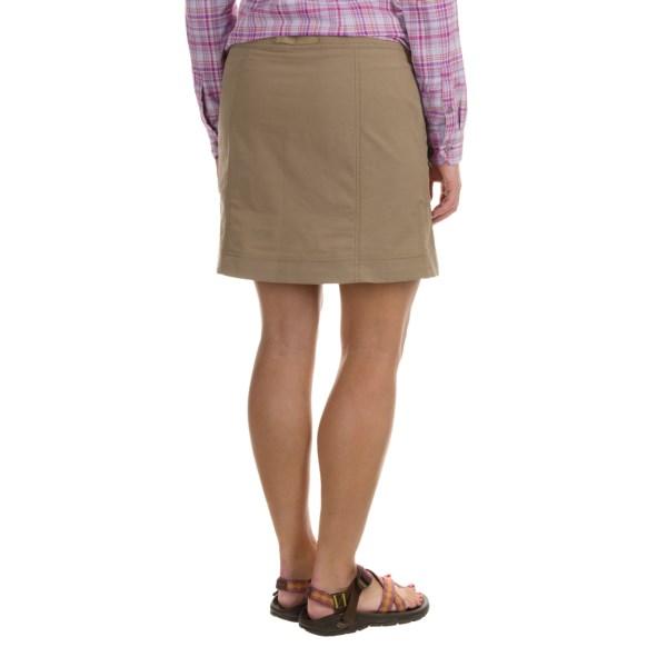 Imbracaminte Femei Marmot Ginny Skirt - UPF 30 DESERT KHAKI (02)