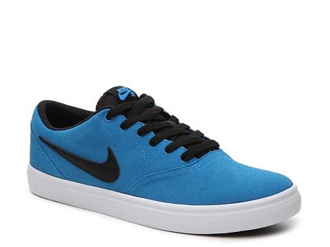 Incaltaminte Barbati Nike SB Check Solar Sneaker - Mens Blue