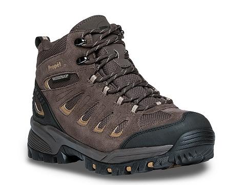 Incaltaminte Barbati Propet Ridge Walker Hiking Boot Dark Brown