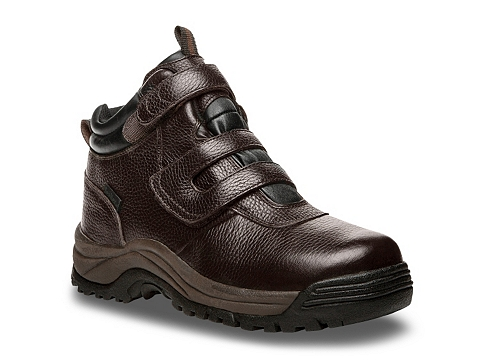 Incaltaminte Barbati Propet Cliff Walker Strap Boot Dark Brown