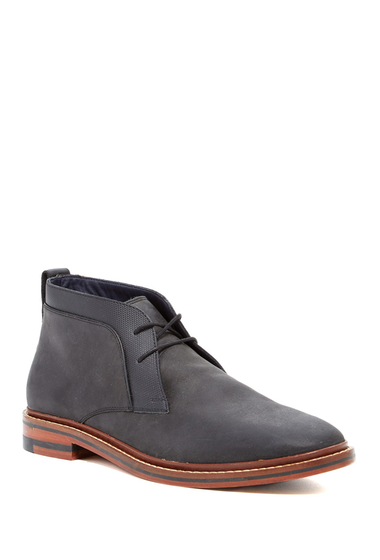 Incaltaminte Barbati Cole Haan Cambridge Waterproof Chukka Boot BLACK