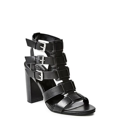 Incaltaminte Femei GUESS Berree Gladiator Heels black