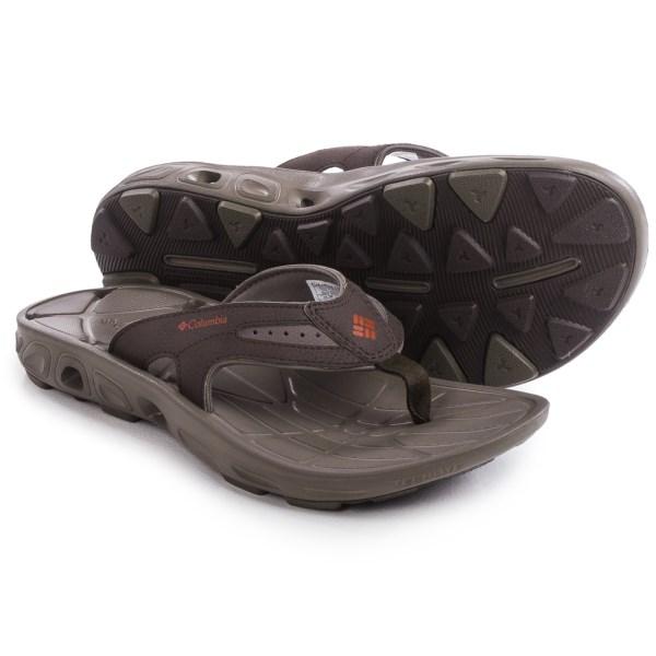 Incaltaminte Barbati Columbia Techsun Vent Flip-Flops CORDOVANGYPSY (02)
