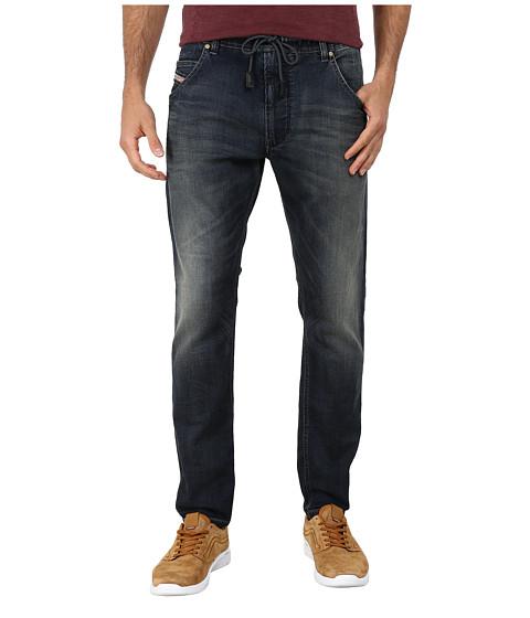 Imbracaminte Barbati Diesel Krooley-Ne Sweat Jeans 0666V Denim
