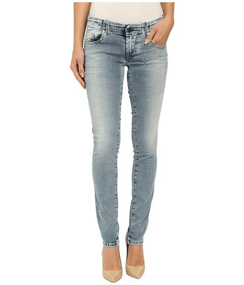 Imbracaminte Femei Diesel Grupee-NE Sweat Jeans Denim