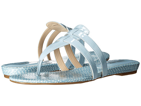 Incaltaminte Femei Nine West Outside3 Light Blue Synthetic