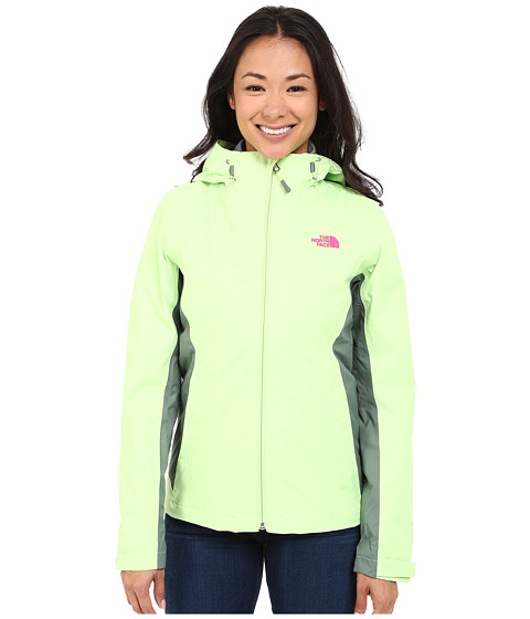 Imbracaminte Femei The North Face Arrowood TriClimatereg Jacket Budding GreenLaurel Wreath Green