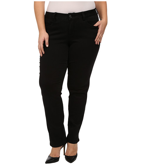 Imbracaminte Femei Jag Jeans Plus Size Patton Straight in Black Republic Denim Black