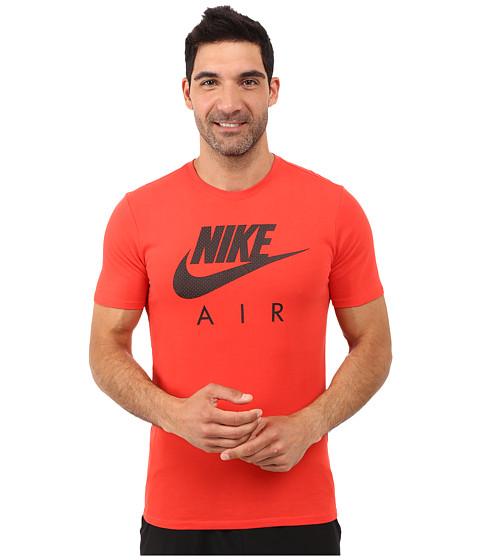 Imbracaminte Barbati Nike Air Heritage Tee Light Crimson