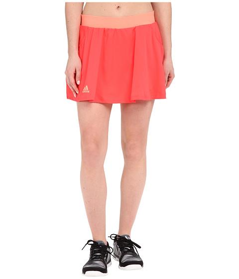 Imbracaminte Femei adidas Club Skorts Shock RedSun Glow