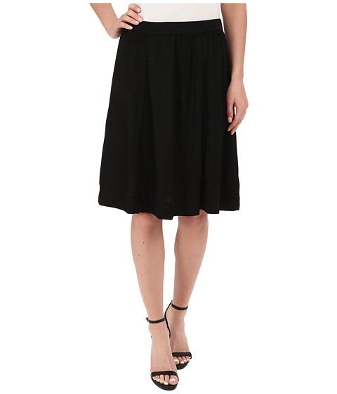 Imbracaminte Femei Three Dots Rasha Seamed Skirt Black