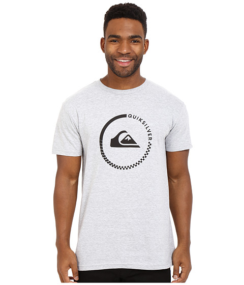 Imbracaminte Barbati Quiksilver Everyday Active Tees Athletic Heather
