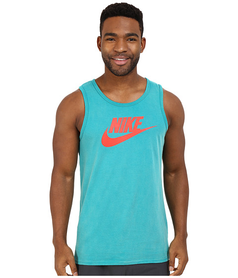 Imbracaminte Barbati Nike Solstice Futura Tank Top Rio TealLight Crimson