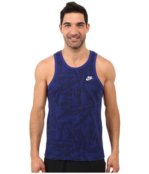 Imbracaminte Barbati Nike Solstice Futura Tank Top Deep Royal Blue