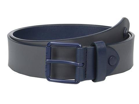 Accesorii Barbati Lacoste Sportswear Tonal Croc Belt GreyNavy