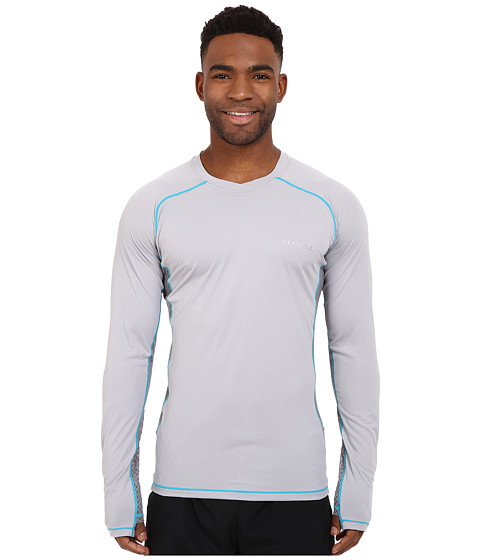 Imbracaminte Barbati Merrell Elevated Long Sleeve Tee Ash
