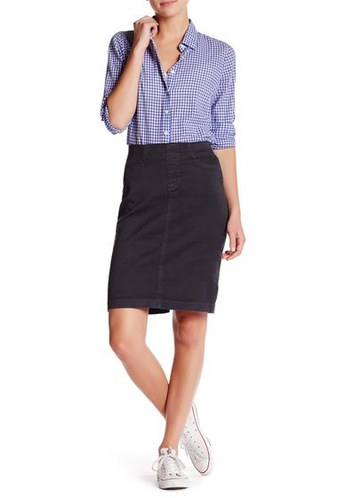 Imbracaminte Femei NYDJ Mina Pull-On Skirt ECLIPSE