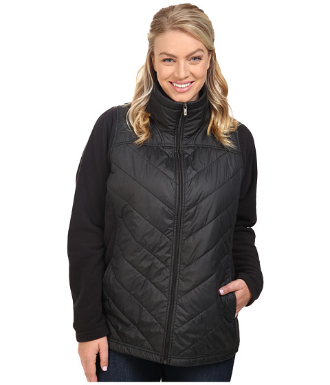 Imbracaminte Femei Columbia Plus Size Mix It Aroundtrade Full Zip Black