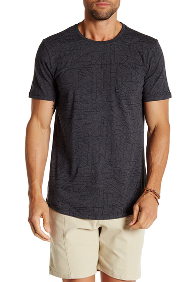 Imbracaminte Barbati Civil Society Walker Tee DK CHARCOAL