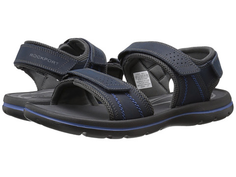Incaltaminte Barbati Rockport Get Your Kicks Sandals QTR Strap NavyBlue