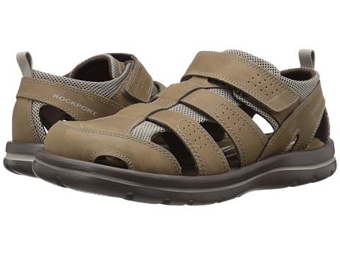 Incaltaminte Barbati Rockport Get Your Kicks Sandals Fisherman II Tan