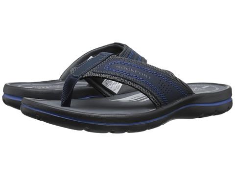 Incaltaminte Barbati Rockport Get Your Kicks Sandals Thong NavyBlue