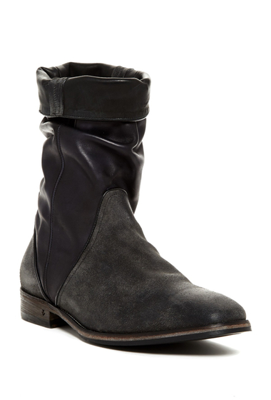 Incaltaminte Barbati John Varvatos Fleetwood Pull-On Boot LEAD
