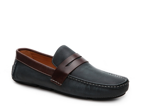 Incaltaminte Barbati Mercanti Fiorentini Leather Loafer Navy