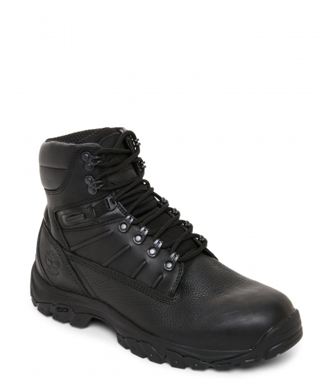 Incaltaminte Barbati Timberland Black Jefferson Summit Mid Waterproof Hiking Boots Black