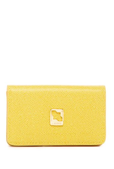 Accesorii Femei Lodis Accessories Seville Mini Card Case YEL