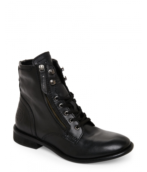 Incaltaminte Barbati Diesel Black The Pit Boots Black