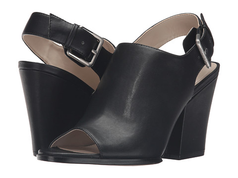 Incaltaminte Femei Calvin Klein Wilmet Black Leather