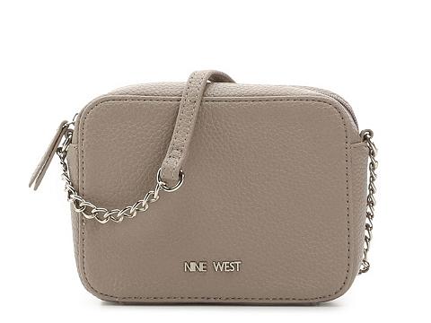 Accesorii Femei Nine West Nine West Lucky Crossbody Bag Grey