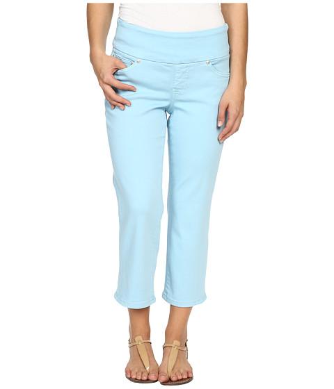 Imbracaminte Femei Jag Jeans Petite Echo Crop in Dolce Twill Azure