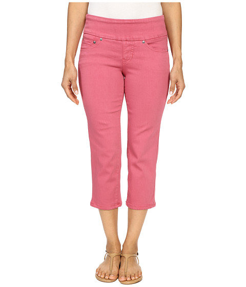 Imbracaminte Femei Jag Jeans Petite Echo Crop in Dolce Twill Blossom