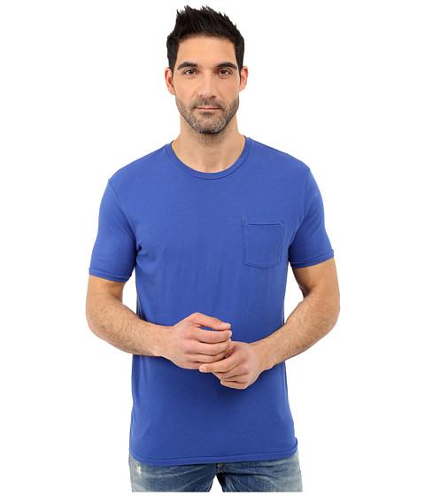 Imbracaminte Barbati Lucky Brand Pocket Crew Olympian Blue