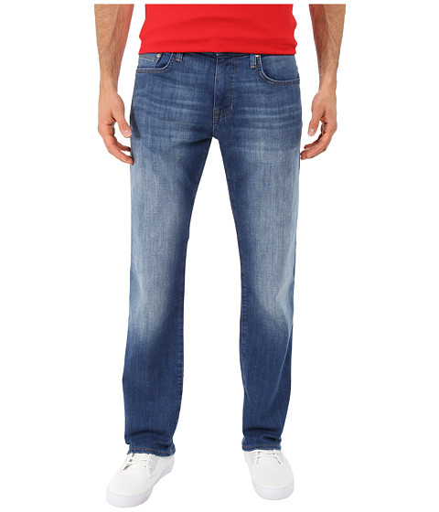 Imbracaminte Barbati Mavi Jeans Zach Classic Straight Leg in Dark Aqua Dark Aqua