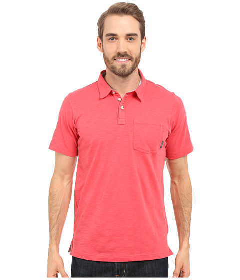 Imbracaminte Barbati Columbia Lookout Pointtrade Polo Sunset Red