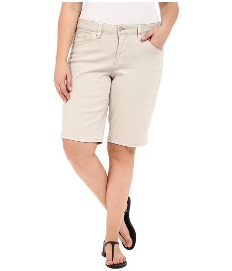 Imbracaminte Femei Jag Jeans Plus Size Willa Bermuda in Dolce Twill Stone
