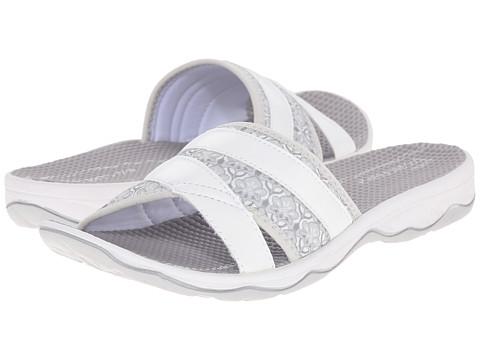 Incaltaminte Femei Easy Spirit Yadva 2 Light Grey MultiWhite Fabric