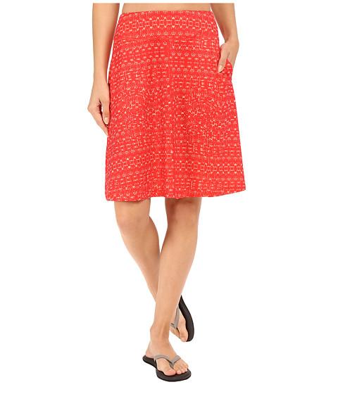 Imbracaminte Femei Mountain Hardwear DrySpun Perfecttrade Printed Skirt Red Hibiscus