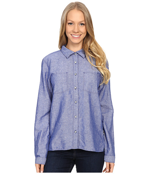 Imbracaminte Femei Mountain Hardwear Bridgertrade Long Sleeve Shirt Dynasty