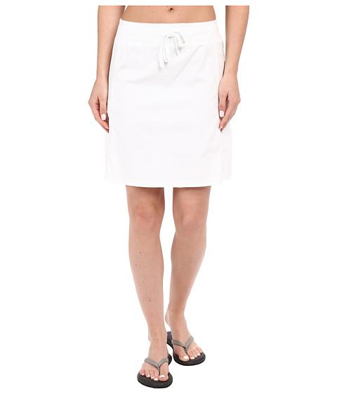 Imbracaminte Femei Aventura Clothing Ada Skirt White