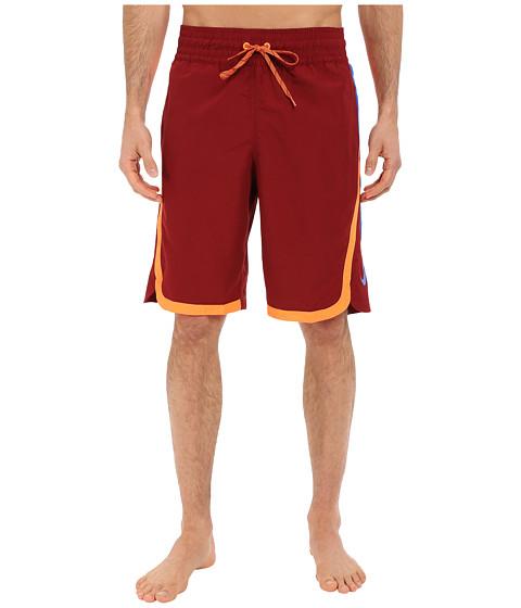Imbracaminte Barbati Nike Color Surge Beacon 11rdquo Volley Short Team Red