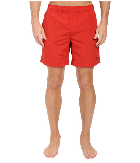 Imbracaminte Barbati The North Face Pull-On Guide Trunks Pompeian Red (Prior Season)