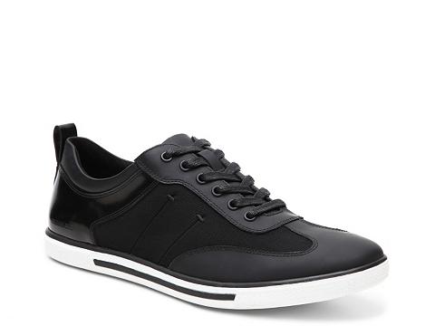 Incaltaminte Barbati Kenneth Cole Spiral Down Sneaker Black