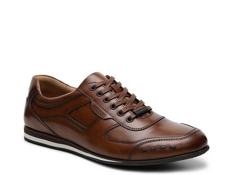 Incaltaminte Barbati Kenneth Cole Tag Em Sneaker Cognac